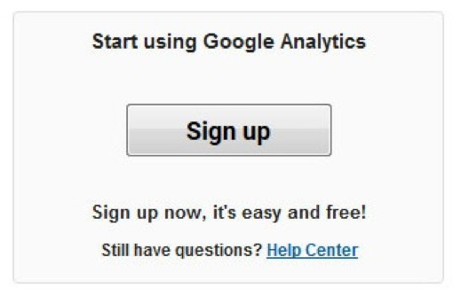 Start Using Google Analytics